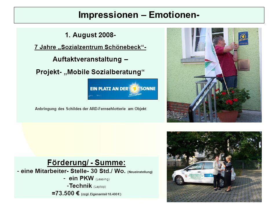 Impressionen – Emotionen- 1.