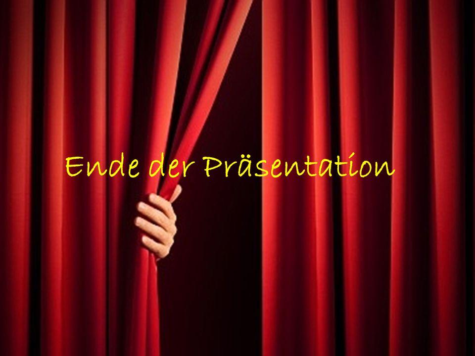 A + B C + D … oder C erniedrigt … Ende der Präsentation