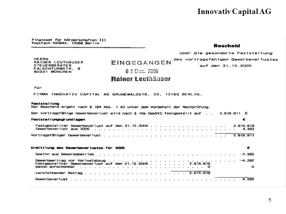 Innovativ Capital AG 5