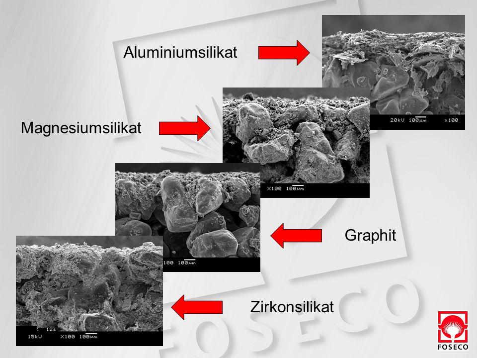 Bei einer 750-fachen Vergrößerung kann man sehr deutlich die Wirkungsweise der Blattrippenunterdrückung durch die Wahl der entsprechenden Füllstoffkombinationen beobachten.
