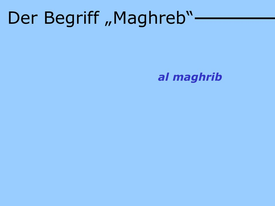 a) mangelnde Identifikation mit dem Hocharabischen b) Verbindungen der AlgerierInnen zu Frankreich c) Wirtschafts- und Machtinteressen d) Protest der Berber > z.B.