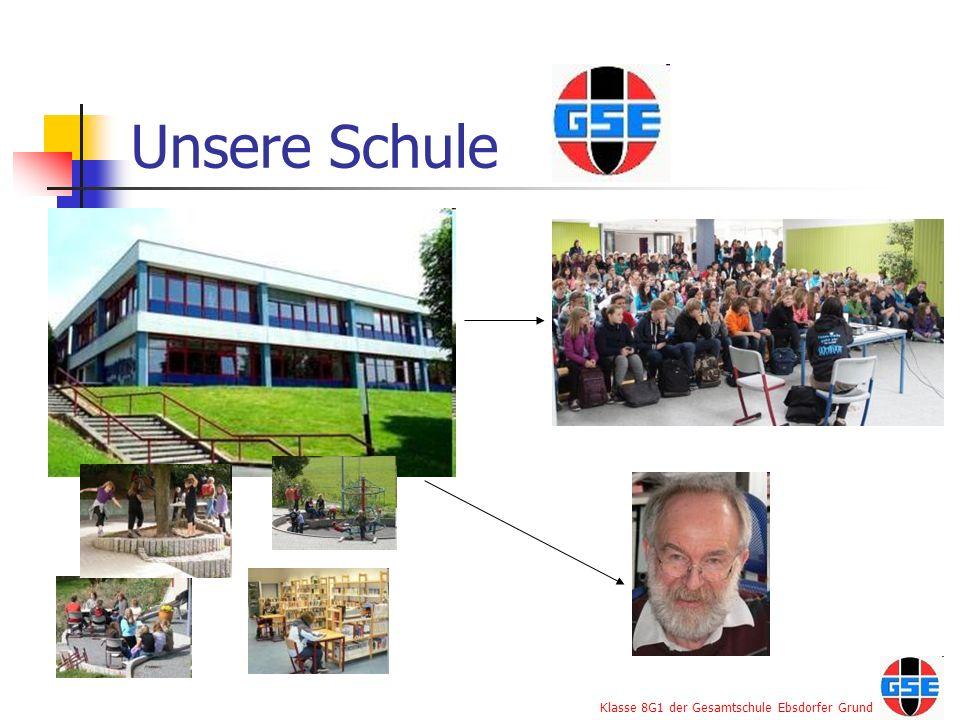 Klasse 8G1 der Gesamtschule Ebsdorfer Grund Überblick: Wer wählt in der Gemeinde wen.