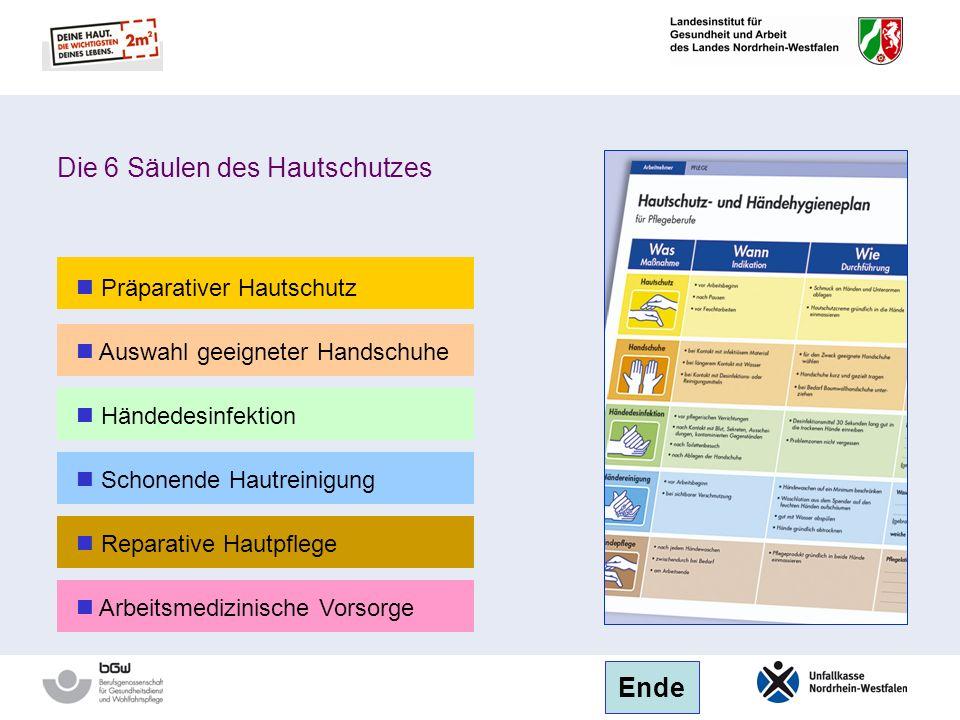Folie 52 Arbeitsmedizinische Vorsorge Der Betriebsarzt ist ein wichtiger Ansprechpartner für den Hautschutz.