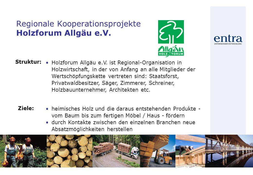Regionale Kooperationsprojekte Verband Erzgebirgischer Kunsthandwerker und Spielzeughersteller e.V.