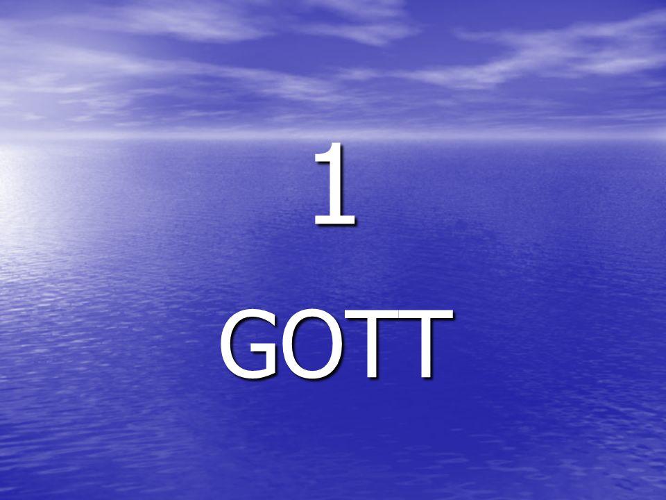 1 GOTT