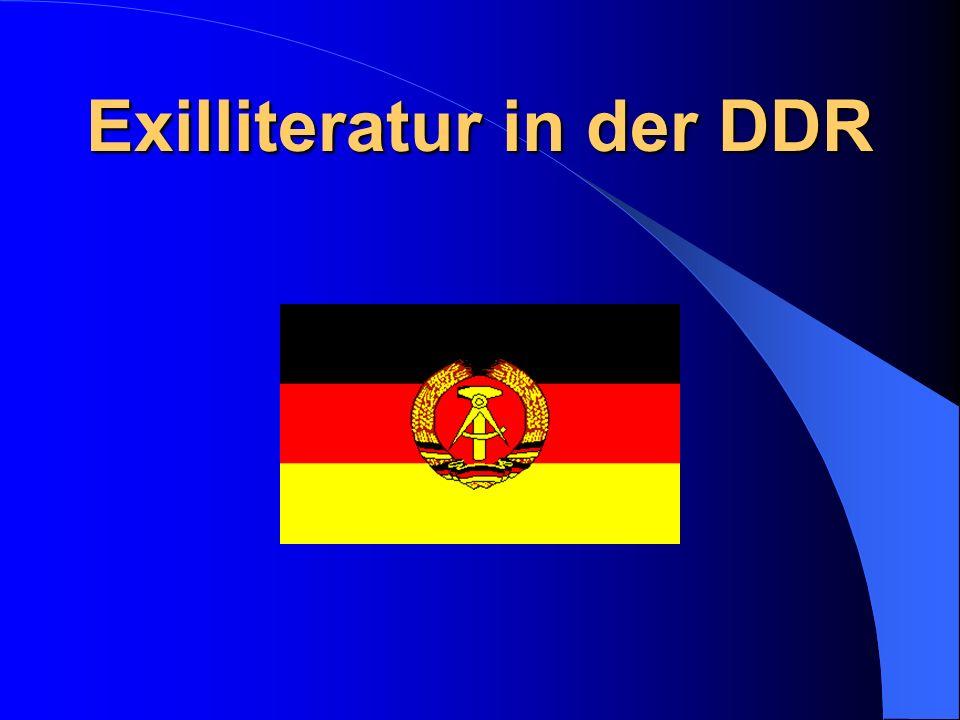 Folgen Darauf folgt ein gewaltiger öffentlicher Protest in der DDR.