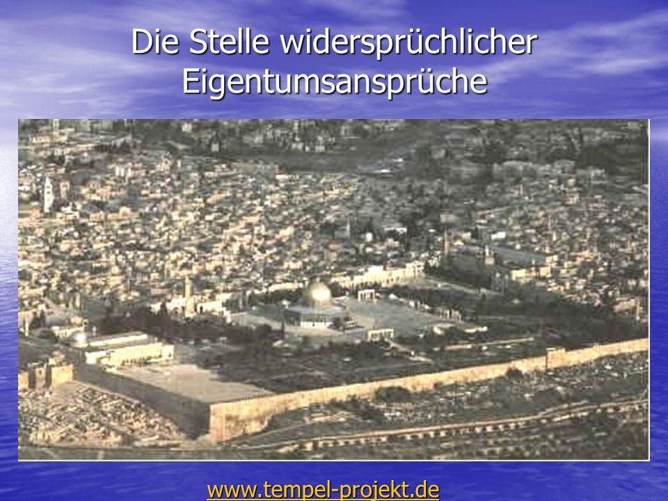 Die Menschen wollten wieder eins sein In einem gemeinsamen Heiligtum www.tempel-projekt.de
