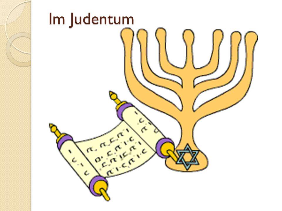 Im Judentum