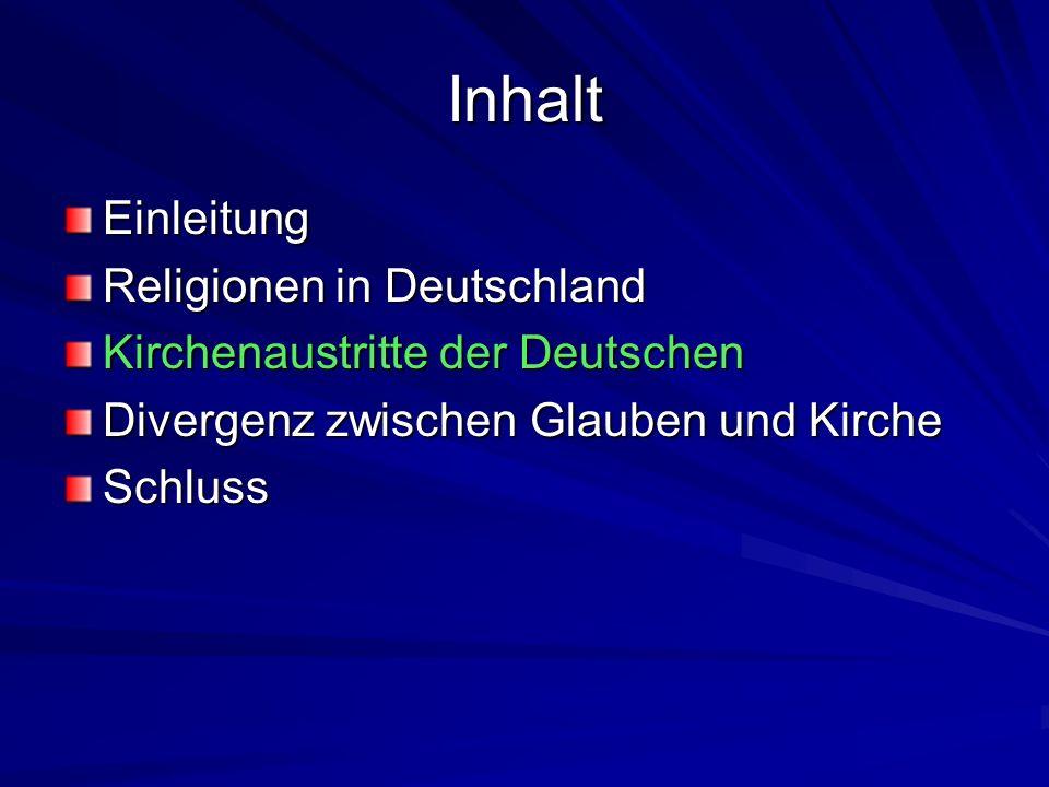 Kirchenaustritte der Deutschen Zitat Bibel, Matthäus, Bergpredigt, Kapitel 5 Vers 10 Selig sind, die um der Gerechtigkeit willen verfolgt werden; denn ihrer ist das Himmelreich.