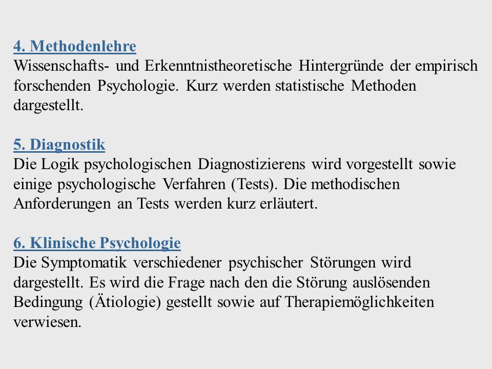 Informationsabruf aus dem KZG/Arbeitsgedächtnis Untersuchung von Sternberg