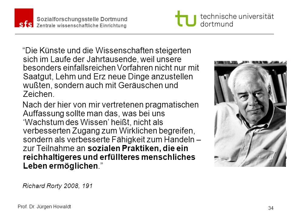 Sozialforschungsstelle Dortmund Zentrale wissenschaftliche Einrichtung Die Künste und die Wissenschaften steigerten sich im Laufe der Jahrtausende, we