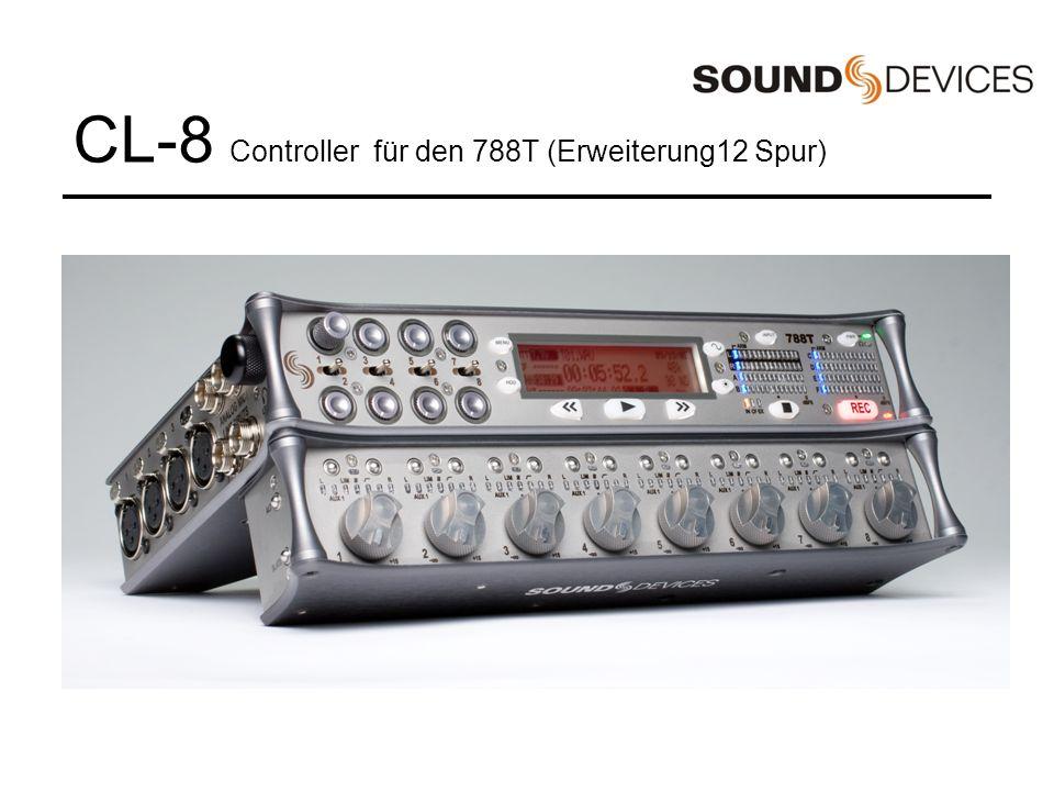 CL-8 Controller für den 788T (Erweiterung12 Spur)