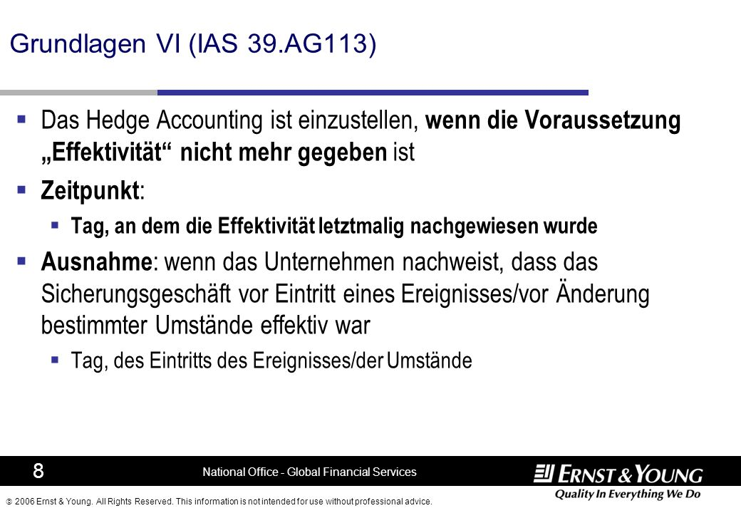 2006 Ernst & Young.All Rights Reserved.