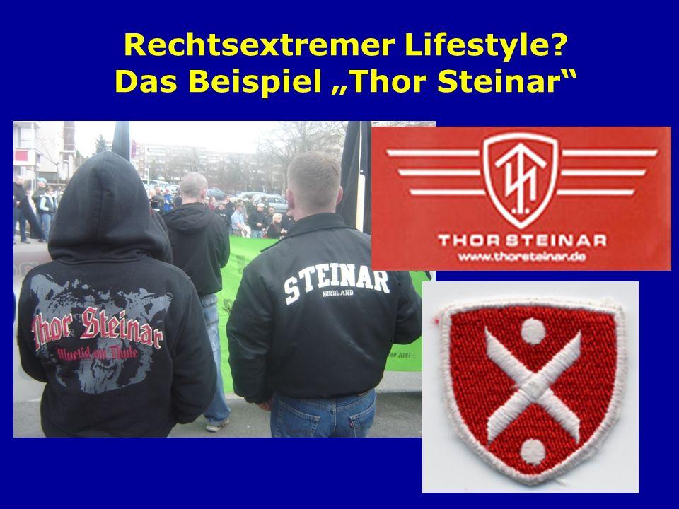 Rechtsextremer Lifestyle? Das Beispiel Thor Steinar