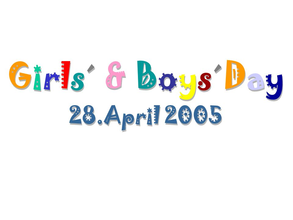 Teilnahmebestätigung Die Schülerin / Der Schüler: ____________________________________ hat im Rahmen des Girls and Boys´ Day der Gertrud- Bäumer-Schule am 28.