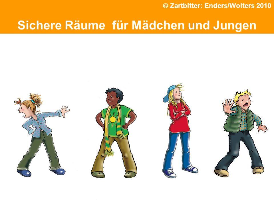 NEIN sagen Sichere Räume für Mädchen und Jungen Zartbitter: Enders/Wolters 2010