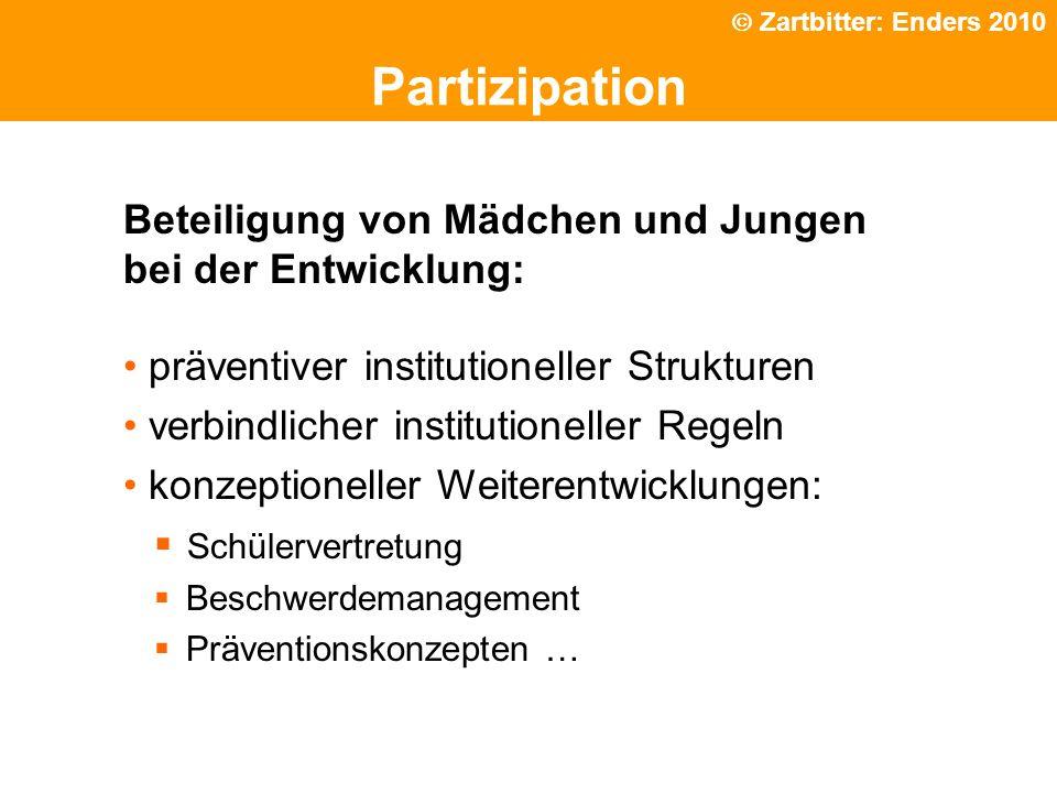 Politische Grundhaltung Partizipation Beteiligung von Mädchen und Jungen bei der Entwicklung: präventiver institutioneller Strukturen verbindlicher in