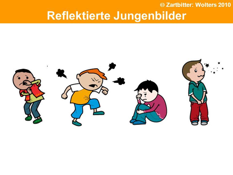 Reflektierte 2 Reflektierte Jungenbilder Zartbitter: Wolters 2010