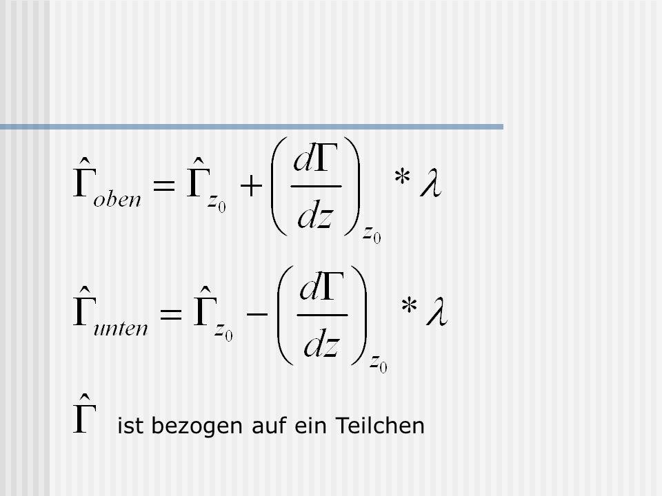 In der Messzelle gilt für ein Gasgemisch: Q = transportierte Wärmemenge a und b = const.