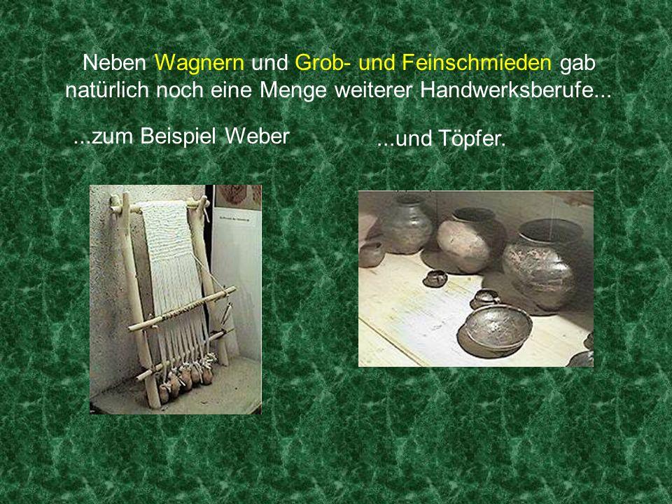 Die Pferdetrense aus Manching ist in Form und Funktion mit heutigen praktisch identisch - nur dass die damalige wesentlich schöner verziert ist.