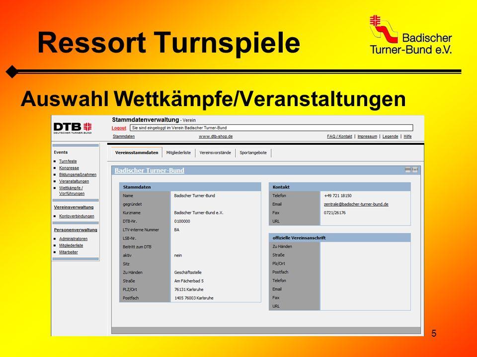 6 Ressort Turnspiele Bei Stichwort – Feldrunde Faustball 2013 eingeben und suchen, dann auf buchen