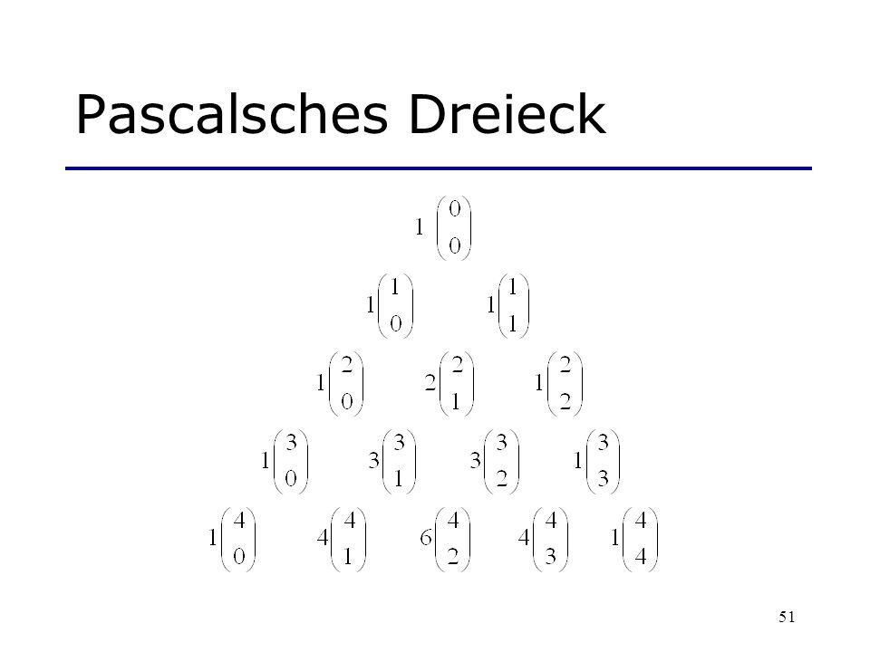 51 Pascalsches Dreieck