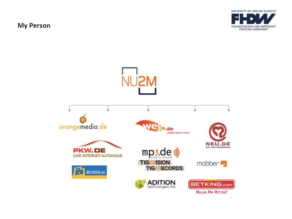 CFO of following companies: