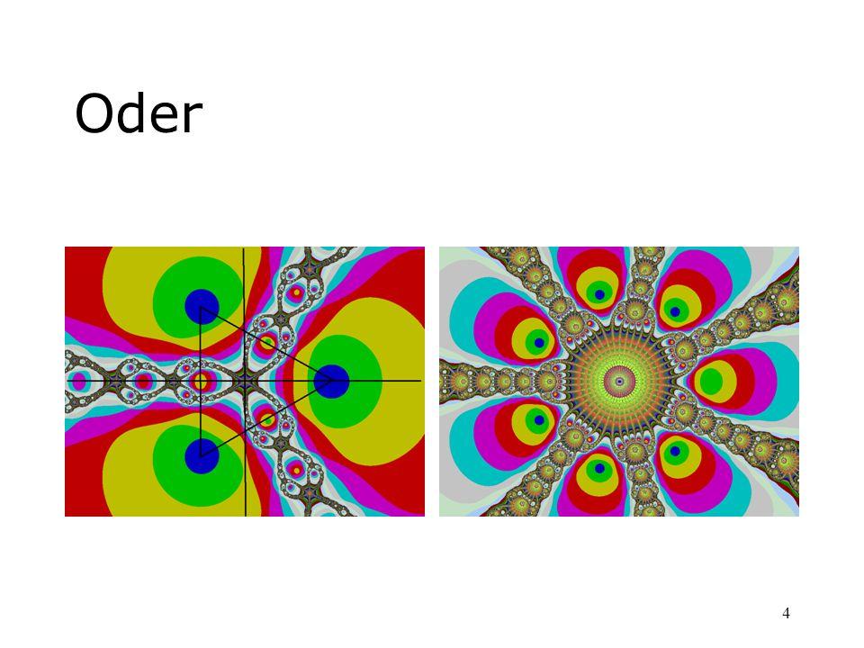 75 Conway: Zahlen und Spiele Zwei Ideen (1976): Neue Dedekindschnitte Ordnung: Durch Spiele Vorteile: Infinitesimale, geht schnell, aber: Verdammt anspruchsvoll, vor allem technisch.