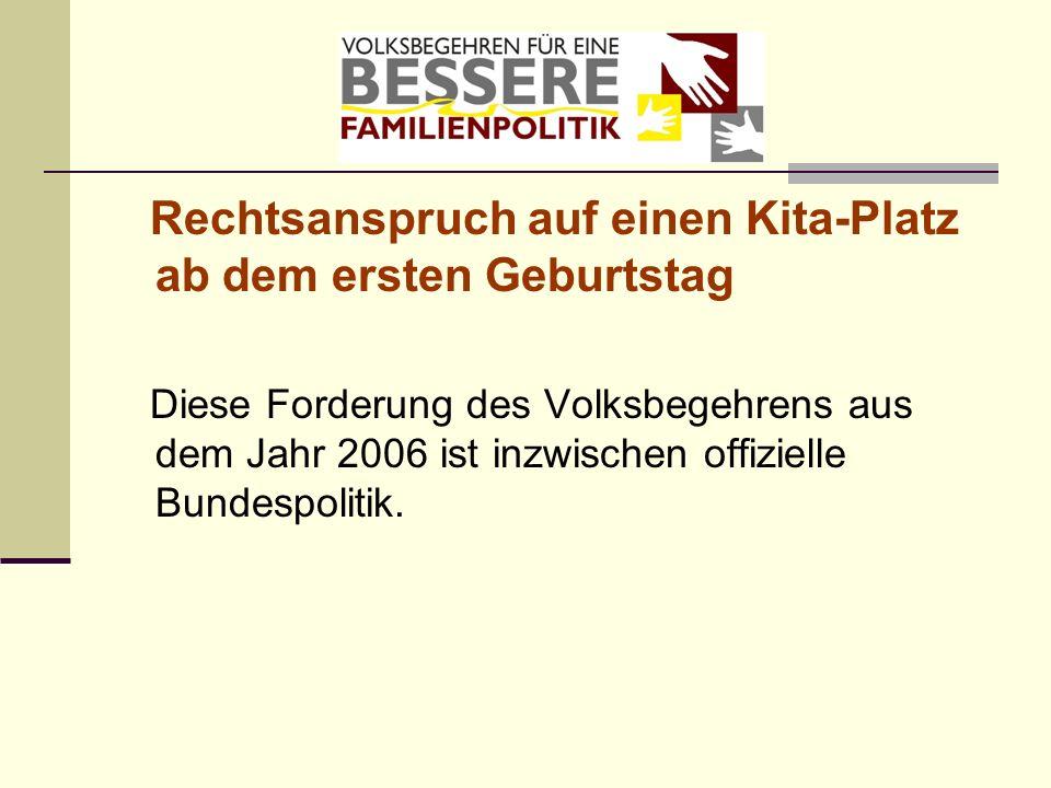 … aber die neue CDU-SPD Koalitionsregierung will doch all das auch, oder.