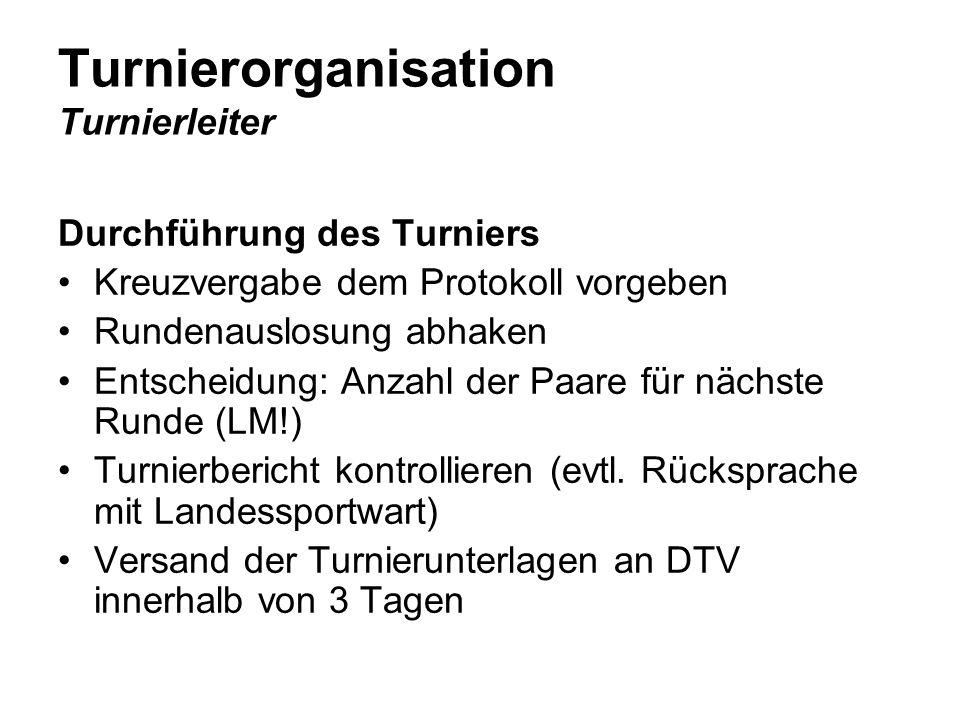 Turnierorganisation Ausdruck/Versand PapierDatensatz DTVAushangGesamtTRP-SpwZWE Deckblatt Turnierbericht221 Anlage z.