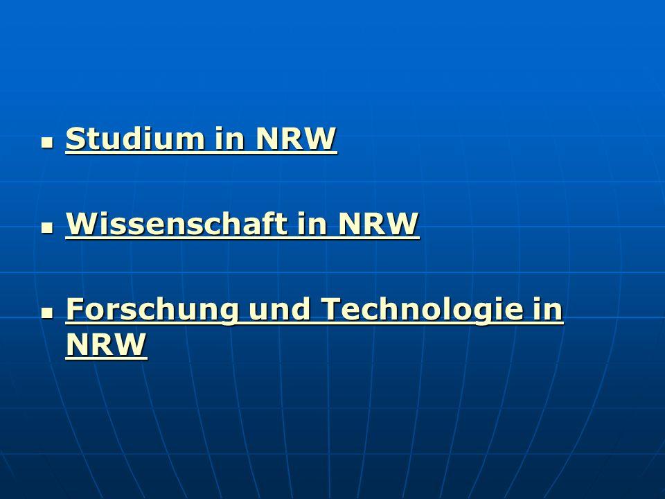 Studium in NRW Studium in NRW Studium in NRW Studium in NRW Wissenschaft in NRW Wissenschaft in NRW Wissenschaft in NRW Wissenschaft in NRW Forschung und Technologie in NRW Forschung und Technologie in NRW Forschung und Technologie in NRW Forschung und Technologie in NRW