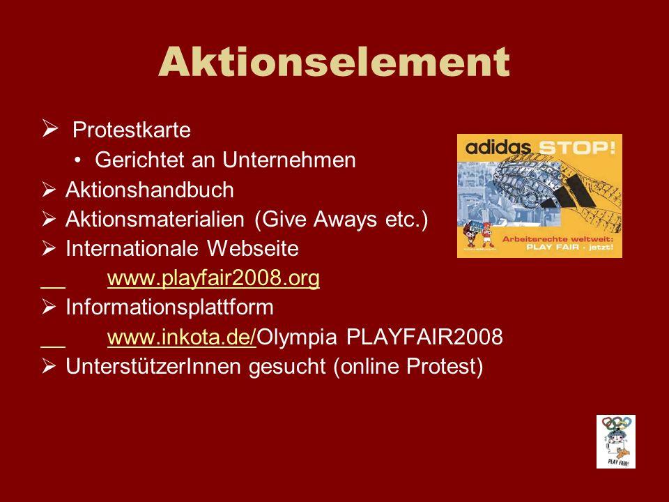 Und action: überall - regional globalisierungskritische Stadtführung KonsuMensch Ausstellungen z.
