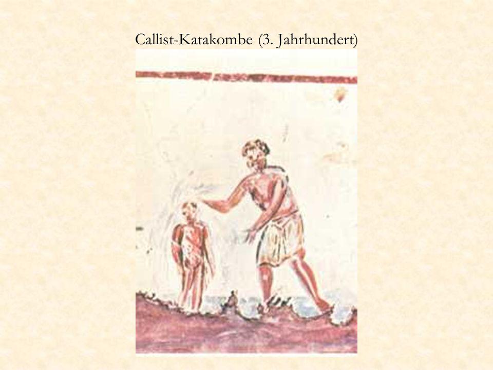 Callist-Katakombe (3. Jahrhundert)