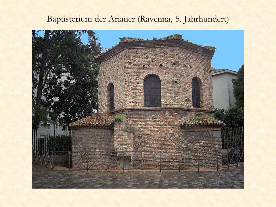 Baptisterium der Arianer (Ravenna, 5. Jahrhundert)