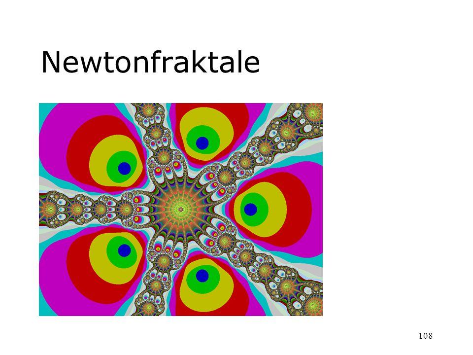 108 Newtonfraktale
