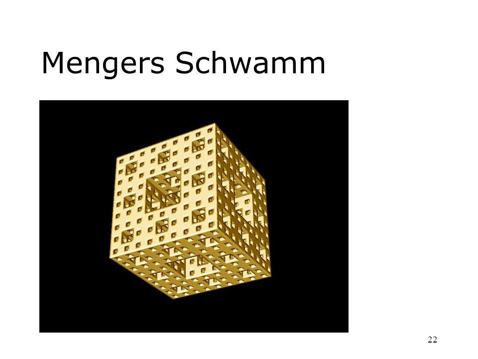 22 Mengers Schwamm