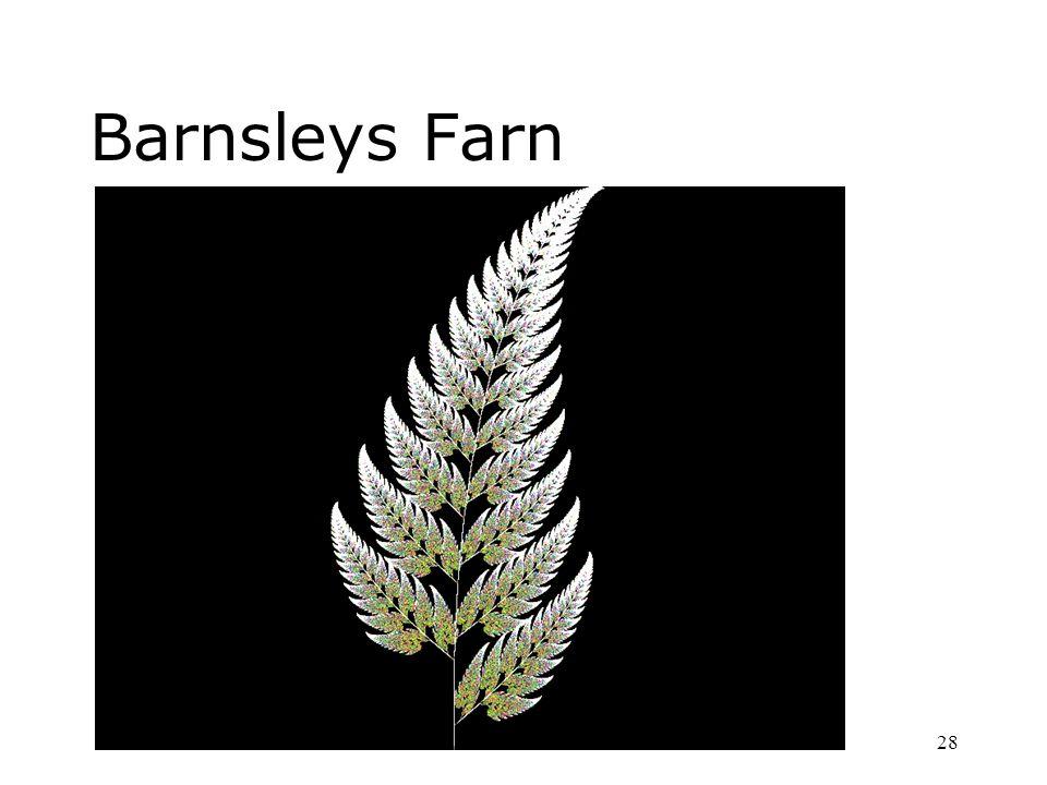 28 Barnsleys Farn