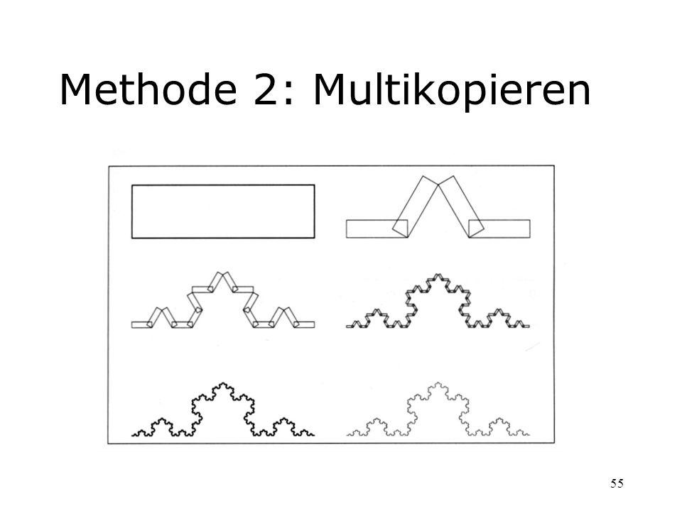 55 Methode 2: Multikopieren