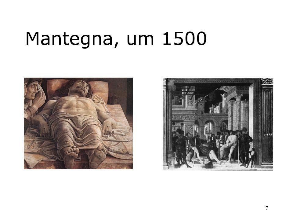 7 Mantegna, um 1500
