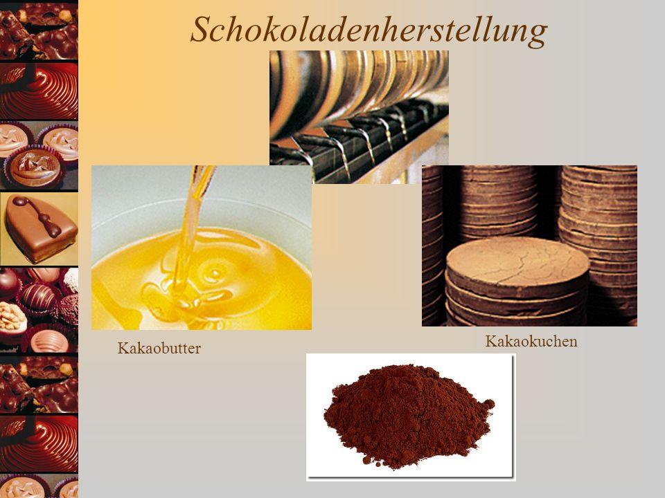 Welche besondere Verwendung findet Schokolade neuerdings in der Wellness-Bewegung?