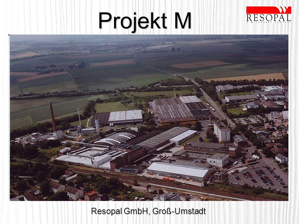 Projekt M Resopal GmbH, Groß-Umstadt