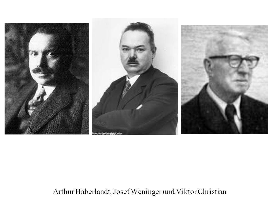 von Loesch-Mühlmann 1943; Wilhelm E. Mühlmann