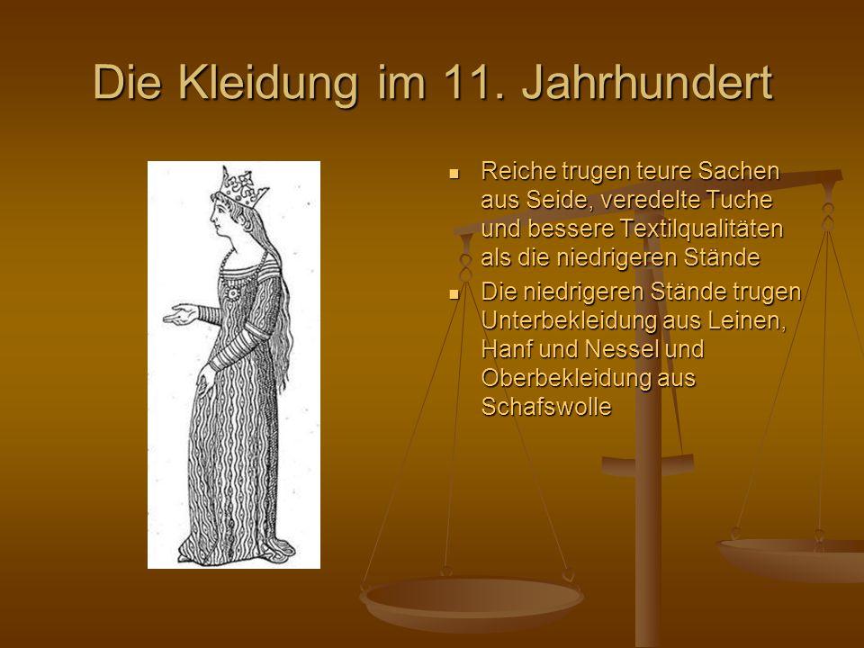 Berufe im 11. Jahrhundert Aschenbrenner: Waldarbeiter, der Holzkohle gewann Aschenbrenner: Waldarbeiter, der Holzkohle gewann Bogener: Hersteller von