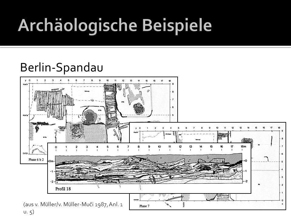 Berlin-Spandau (aus v. Müller/v. Müller-Muči 1987, Anl. 1 u. 5)