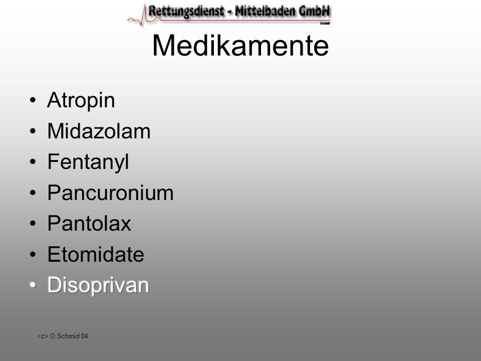 O.Schmid 04 Medikamente