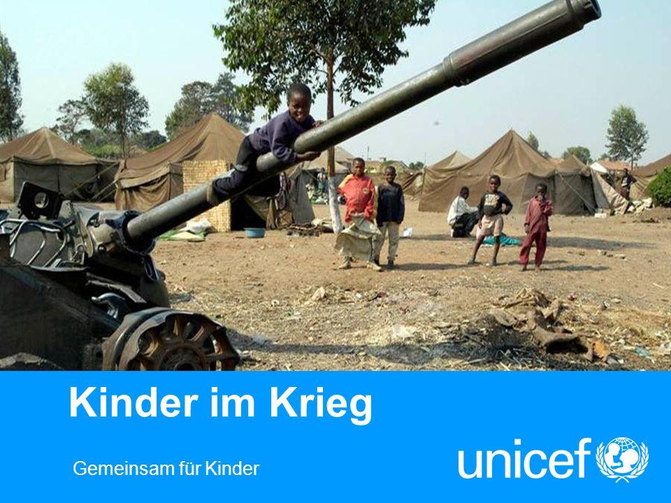 Kinder im Krieg Vielen Dank!