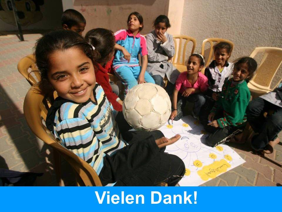 Kinder im Krieg Was können Sie tun? Jeder Beitrag zählt – hier einige Beispiele: 10 Euro = Bildungskurs für ein Kind in den Besetzten palästinensische