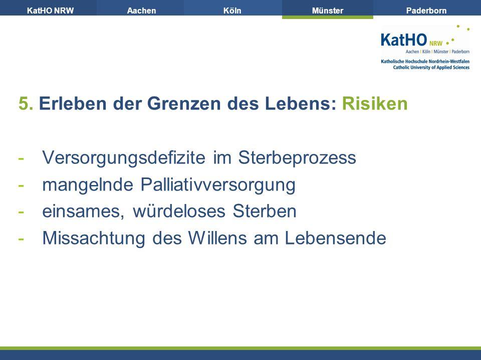 KatHO NRWAachenKölnMünsterPaderborn 5.