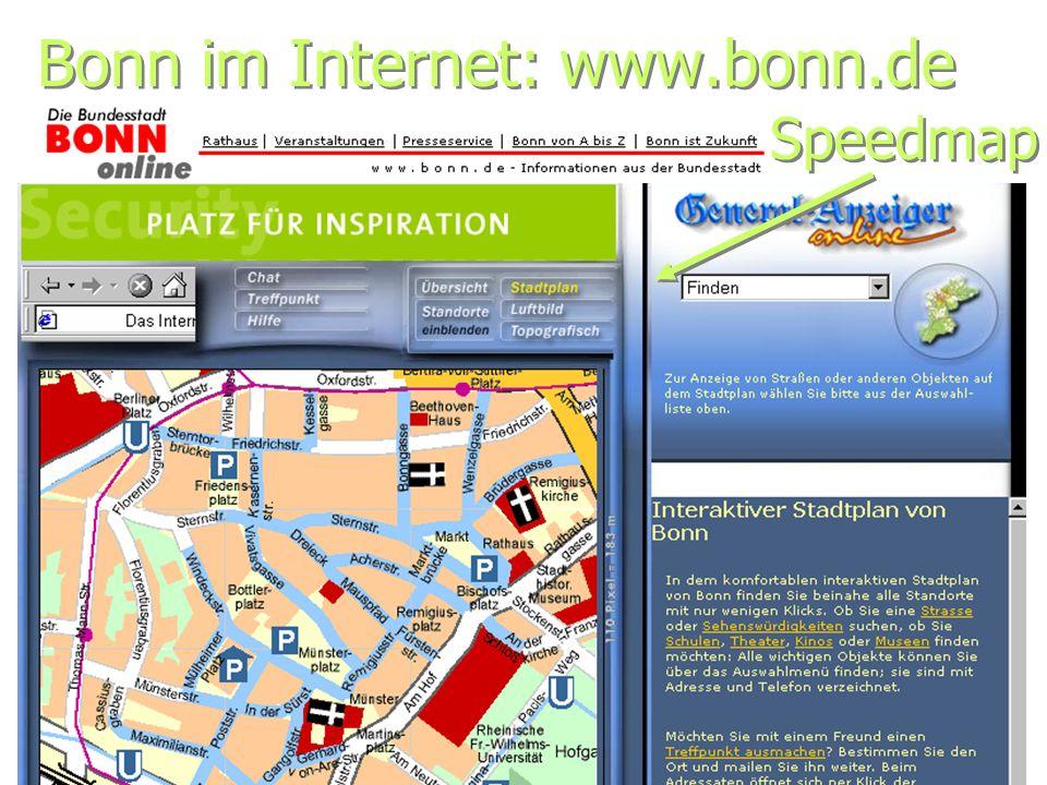 Speedmap