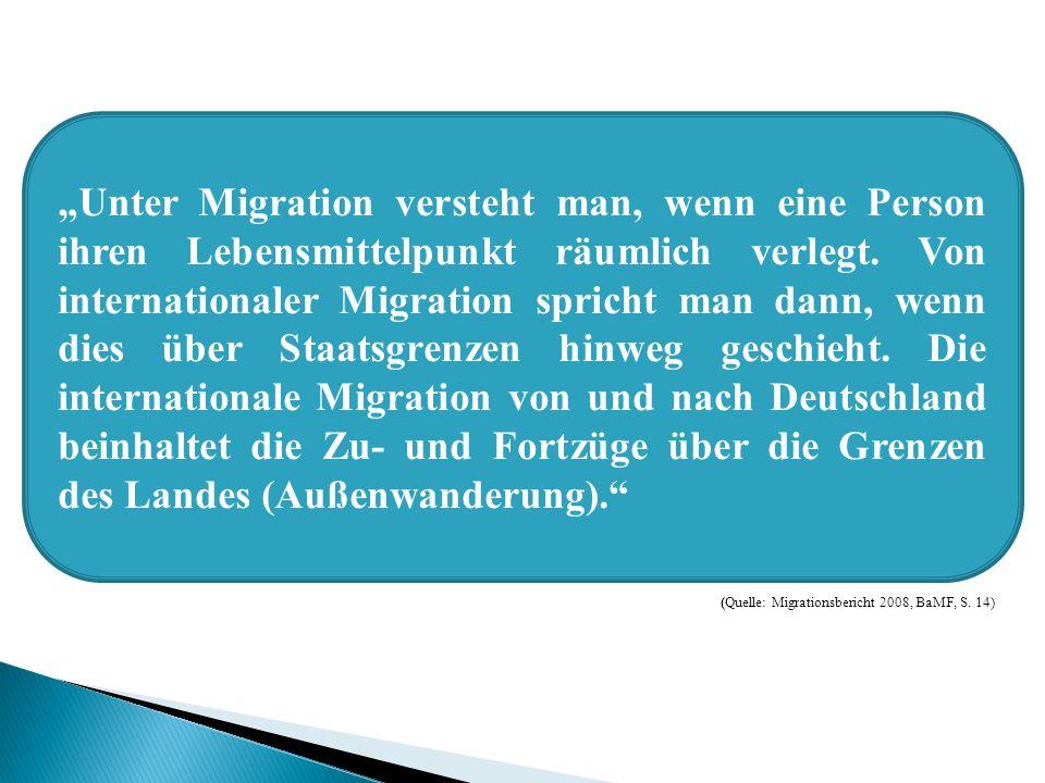 Aussage über den Änderungsfaktor zwischen Lebenslage von zugewanderten Personen im Vergleich zu in Deutschland geborene Personen (mit Migrationshintergrund) 1.Staatsbürgerschaft 2.bikulturelle Ehen 3.Personen mit (Fach-) Hochschulreife 4.Erwerbslosenquote 5.Abhängigkeit von öffentlichen Leistungen